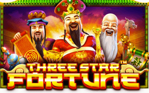 Three Star Fortune logo review