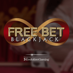Free Bet Blackjack logo review