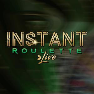 Instant Roulette logo achtergrond