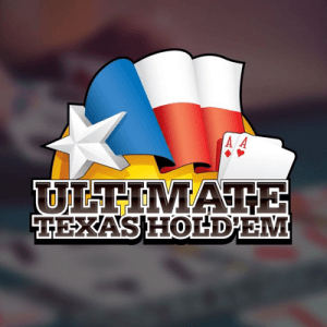 Ultimate Texas Hold 'Em side logo review