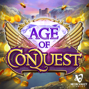 Age Of Conquest logo achtergrond