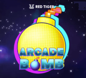 Arcade Bomb side logo review