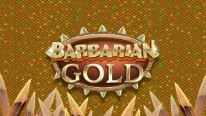 Barbarian Gold side logo review