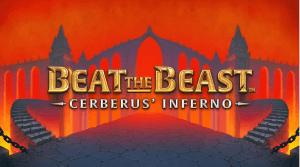 Beat The Beast: Cerberus Inferno logo achtergrond