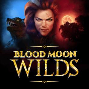 Blood Moon Wilds logo achtergrond