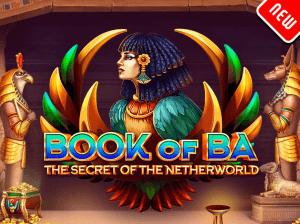 Book Of Ba logo achtergrond