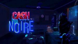 Cash Noire logo achtergrond