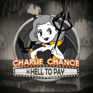 Charlie Chance In Hell To Pay logo achtergrond