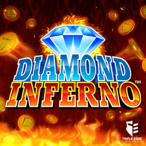 Diamond Inferno logo review