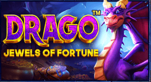 Drago – Jewels Of Fortune logo achtergrond