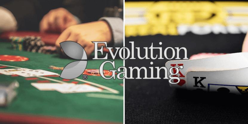 Evolution Gaming lanceert drie nieuwe RNG spelvarianten