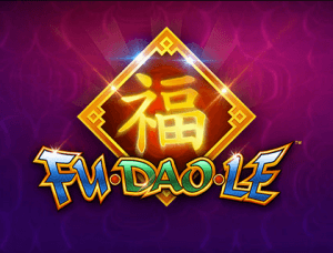 Fu Dao Le logo achtergrond
