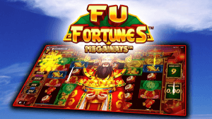 Fu Fortunes Megaways logo review