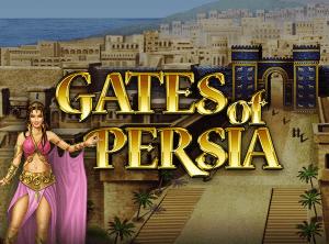 Gates Of Persia logo achtergrond