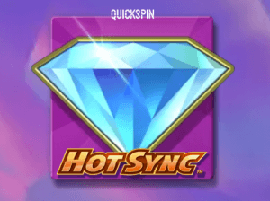 Hot Sync logo achtergrond
