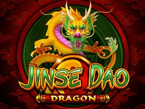 Jinse Dao Dragon logo achtergrond