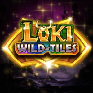 Loki Wild Tiles logo achtergrond