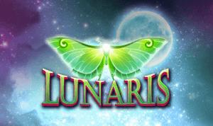 Lunaris logo achtergrond
