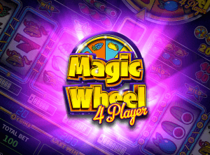 Magic Wheel 4 Player side logo review