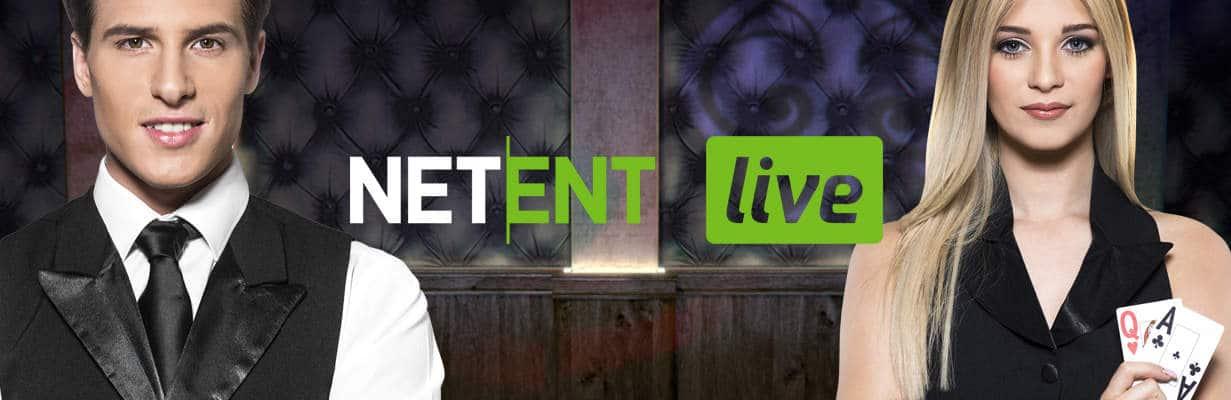 NetEnt Live CS Lobby