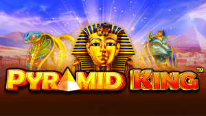 Pyramid King logo review