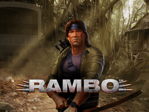 Rambo side logo review