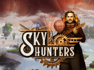 Sky Hunters side logo review
