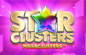 Star Clusters Megaclusters logo achtergrond