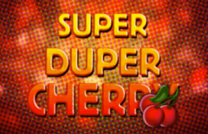 Super Duper Cherry logo review