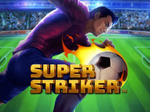 Super Striker logo achtergrond