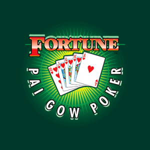Pai Gow logo review
