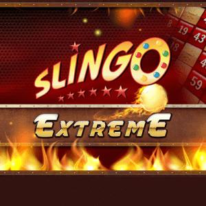 Slingo Extreme logo achtergrond