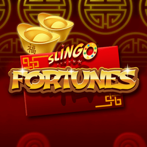 Slingo Fortunes logo review