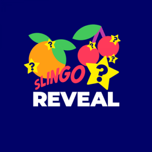 Slingo Reveal logo review