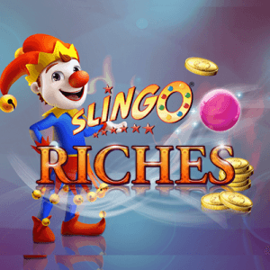 Slingo Riches side logo review