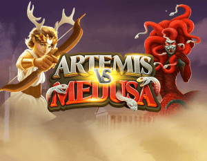 Artemis vs Medusa logo review