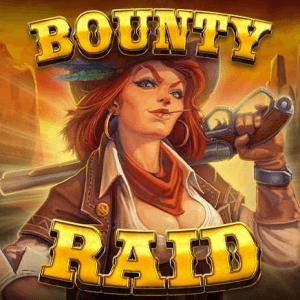 Bounty Raid logo achtergrond