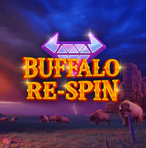 Buffalo Re-spin logo achtergrond