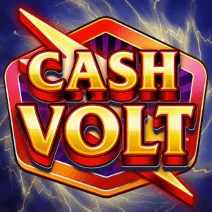 Cash Volt logo achtergrond