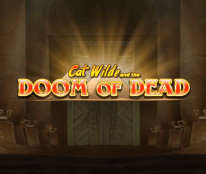 Cat Wilde and The Doom Of Dead logo achtergrond