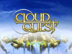 Cloud Quest logo achtergrond