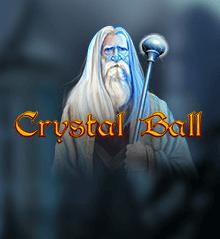 Crystal Ball logo achtergrond