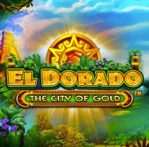 El Dorado The City Of Gold logo achtergrond