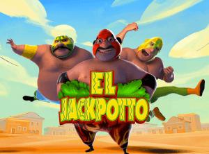 El Jackpotto logo achtergrond