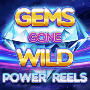 Gems Gone Wild Power Reels logo review