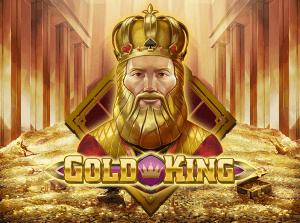 Gold King logo achtergrond