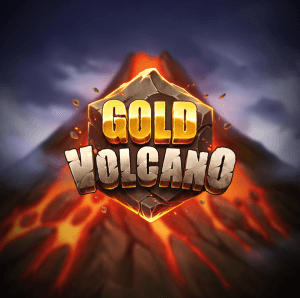 Gold Volcano side logo review