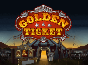Golden Ticket logo review