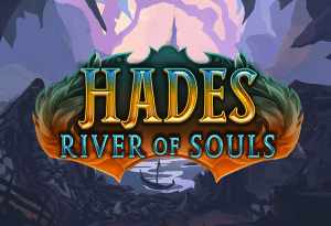 Hades River Of Souls logo achtergrond