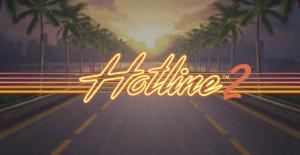 Hotline 2 logo achtergrond